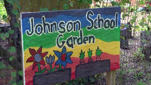 Johnson School Garden