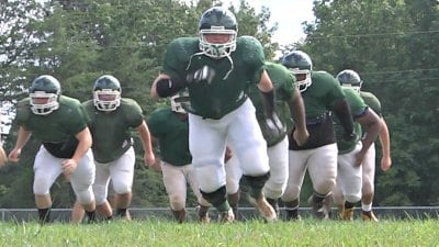 The Knights return a veteran offensive line in 2014