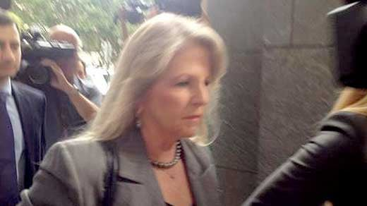 File Image: Maureen McDonnell arriving to court