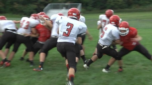 Riverheads returns two running backs who rushed for over 1400 yards