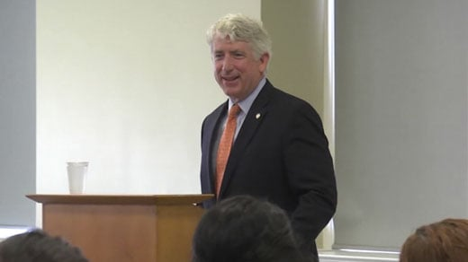 File Photo: Attorney General Mark Herring