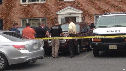 File Image: Investigators searching Jesse Matthew's Hessian Hills apartment