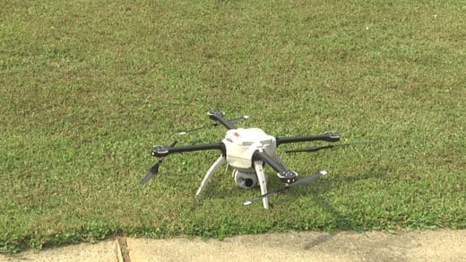 Unmanned Aircraft System (Drone)