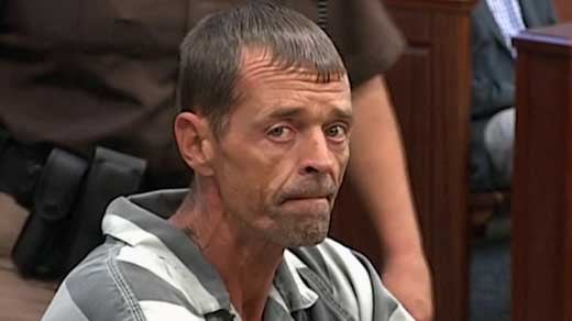 File Photo: Randy Taylor in court