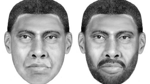 Composite Sketches of Suspect
