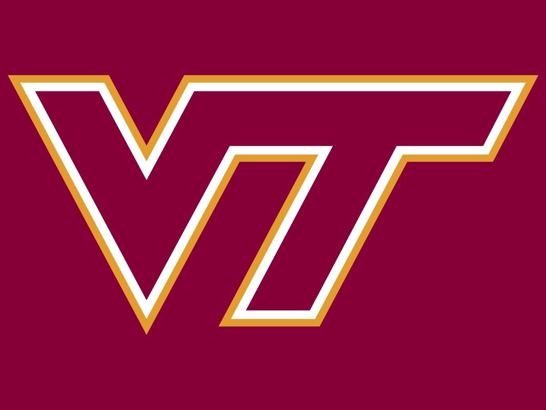 VT's logo.