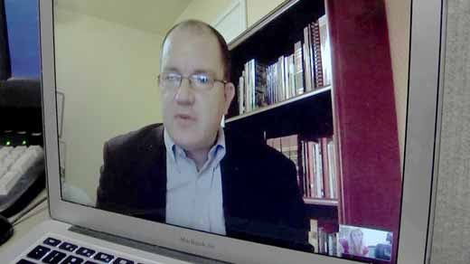 Skype interview with Dr. John Foubert