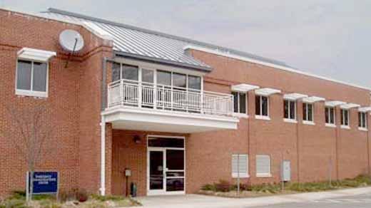 Charlottesville - UVA - Albemarle County Emergency Communications Center