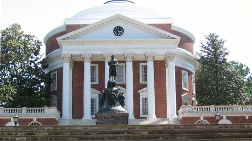 File photo: UVA Rotunda