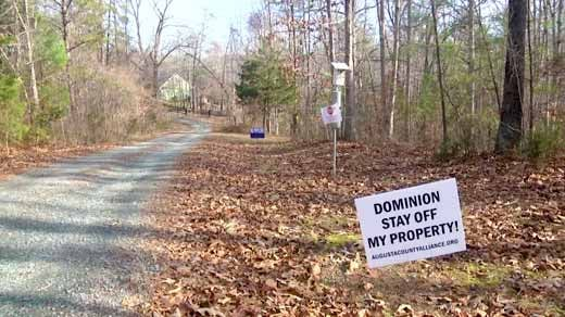 Friends of Nelson oppose Dominion Resources proposed pipeline