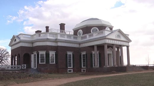Monticello Tours Expand Into Newly Restored Areas Of