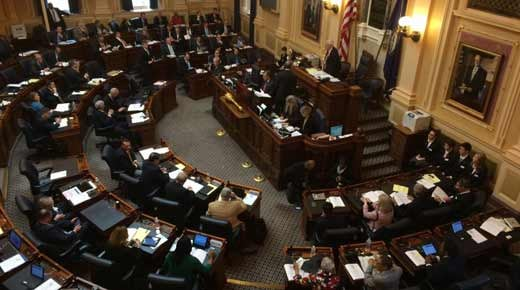 Virginia General Assembly 2015