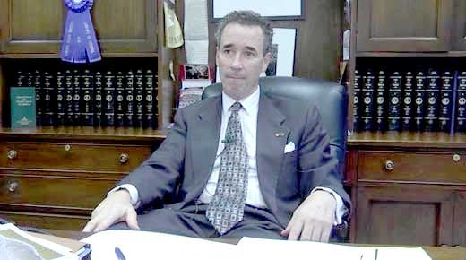 Former Delegate Joe Morrissey [FILE PHOTO]
