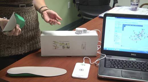 SmartSole device