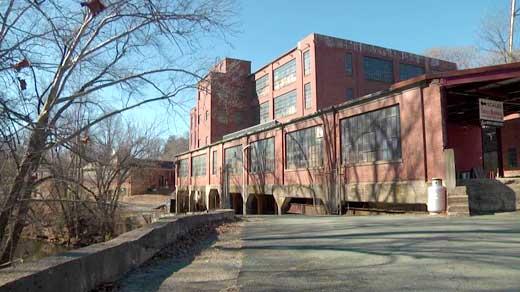 developer plans to repurpose woolen mills factory