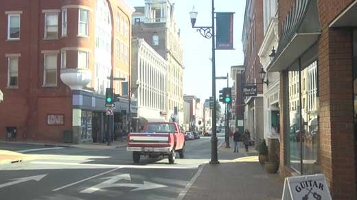 Downtown Staunton (file photo)