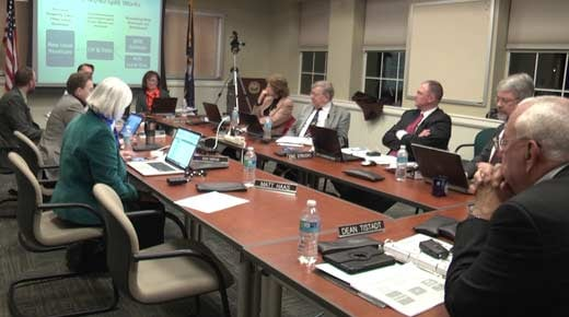 Albemarle Cville Talk Budget Issues At School Board