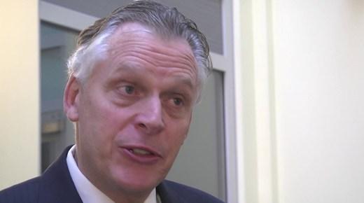 Governor Terry McAuliffe