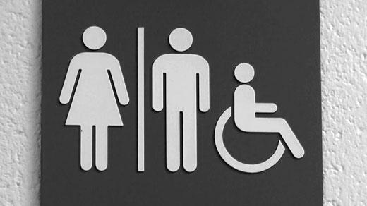 in depth struggle for gender neutral bathrooms  nbc wvir, Bathroom decor