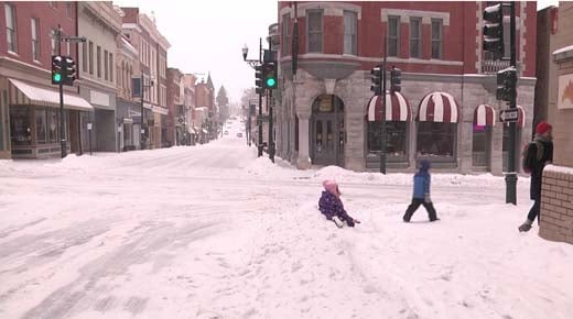 Staunton Offering Free Parking During Snow Storm - WVIR NBC29 Charlottesville News, Sports, and ...
