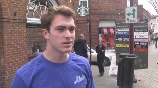 UVA Student Jackson Partin