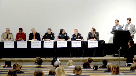 UVA Student Council Forum