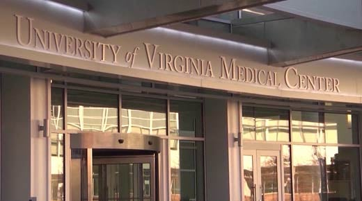 The University of Virginia Medical Center (FILE IMAGE)