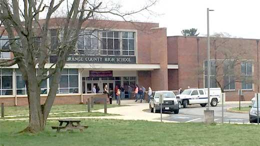 Orange County High School shooting simulation
