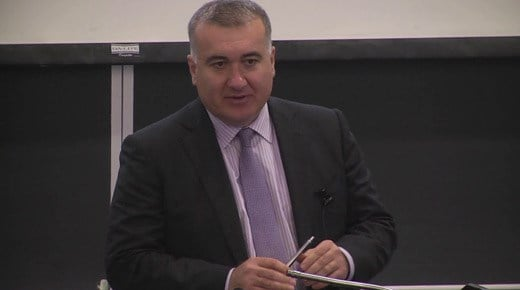 Ambassador Elin Suleymanov