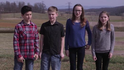 Augusta Co. sixth-graders rap about why they don't support Dominion's proposed natural gas pipeline.
