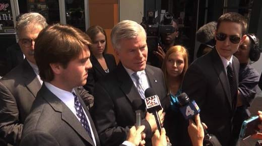 Former Governor Bob McDonnell