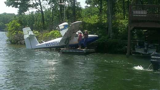 Small Plane Crash In Lake Anna Wvir Nbc29