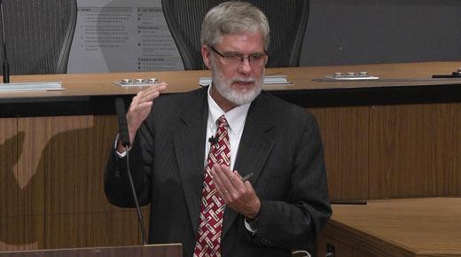 Charlottesville Commonwealth's Attorney Dave Chapman