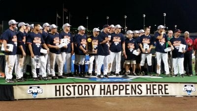 UVA won the baseball national championship for the first time in program history