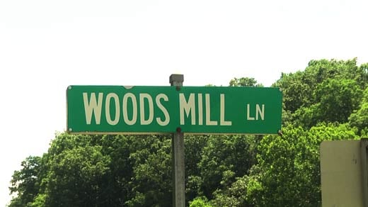 The Woods Mill Homeowners Association has submitted letters addressing the fact that Dominion's proposed path for the natural gas pipeline would cut right through their neighborhood.