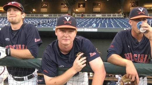 Former UVa baseball star Pavin Smith