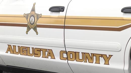 Vehicle with the Augusta County Sheriff's Office (FILE IMAGE)