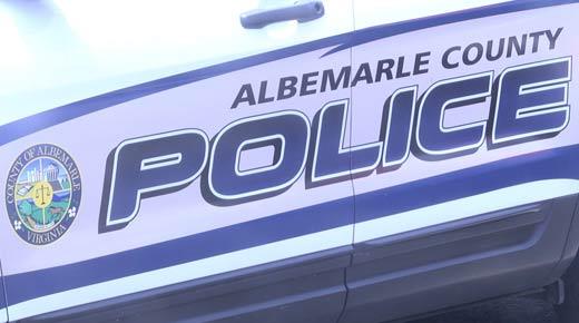File Image: Albemarle County Police car
