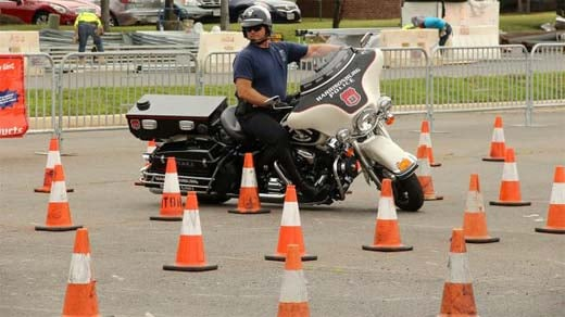Harrisonburg Police Compete In 2015 World Police Amp Fire