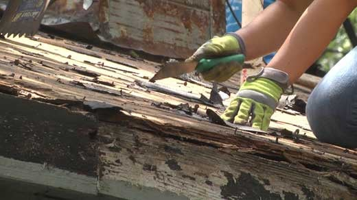 Volunteers provide much needed repairs to homes in Fluvanna County.