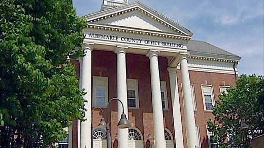 File Photo:  Albemarle County Office Building