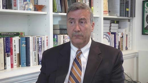 Larry Sabato (file photo)