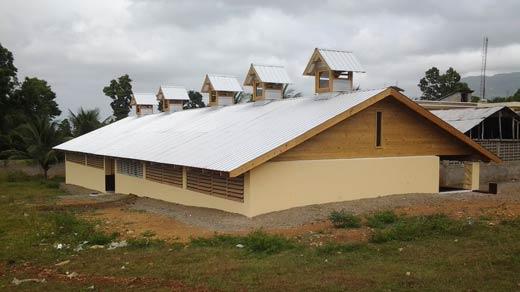 Ford School in Haiti
