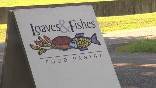 charlottesville food pantry gets many improvements along
