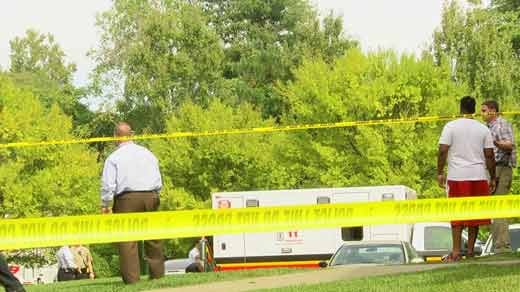 Albemarle County Police investigating a shooting at Cavalier Crossing (FILE IMAGE)