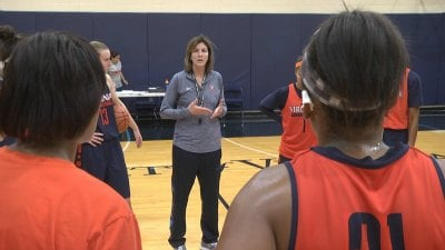 Joanne Boyle and the UVa women's basketball team have been picked to finish 10th in the ACC