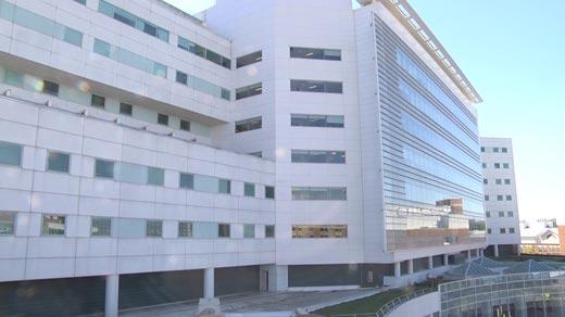 University of Virginia Medical Center (FILE IMAGE)