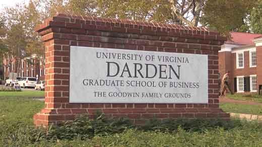 University of Virginia's Darden School of Business