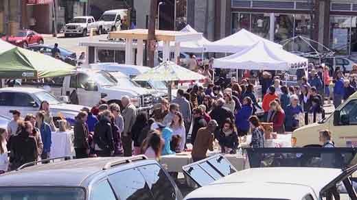 Charlottesville's City Market (FILE IMGE)