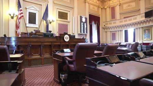 File Image: Virginia Senate